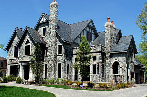 Architecturally Distinct And Luxury Custom Homes In The Western Suburbs Of  Chicago, Illinois